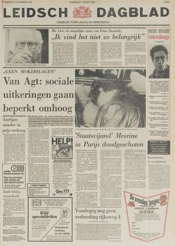 Leidsch Dagblad 1979-11-03