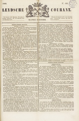 Leydse Courant 1862-10-13