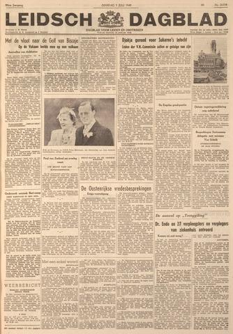 Leidsch Dagblad 1949-07-05
