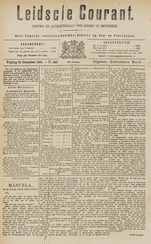 Leydse Courant 1887-12-30