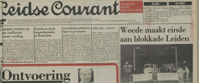 Leidse Courant 1983-11-10