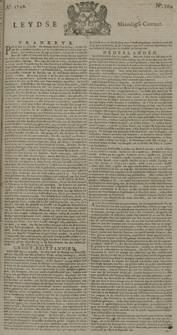 Leydse Courant 1740-08-29
