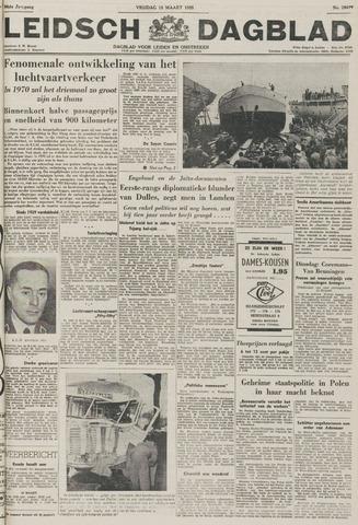 Leidsch Dagblad 1955-03-18