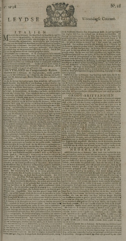 Leydse Courant 1736-02-29