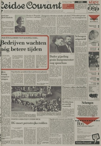 Leidse Courant 1989-12-14