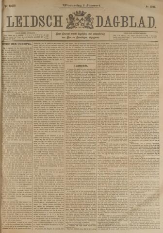 Leidsch Dagblad 1902