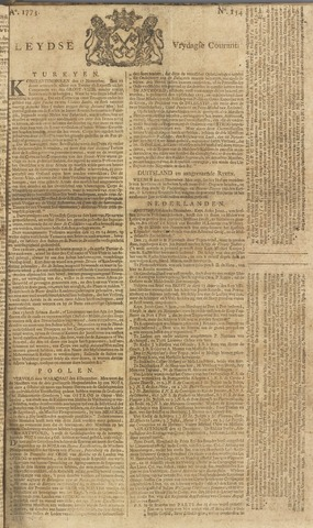 Leydse Courant 1773-12-24