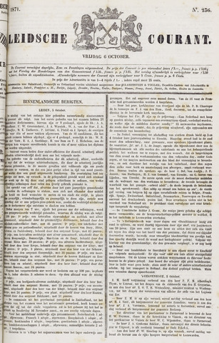 Leydse Courant 1871-10-06