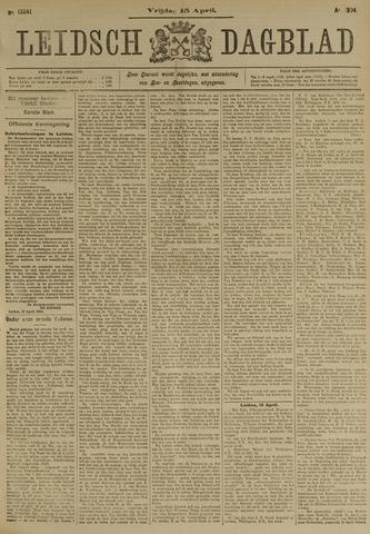 Leidsch Dagblad 1904-04-15