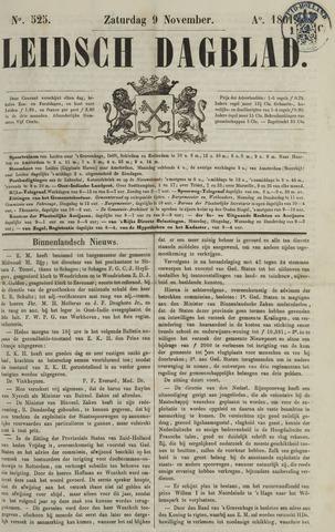Leidsch Dagblad 1861-11-09