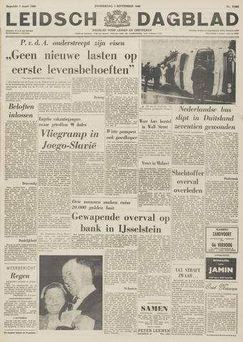Leidsch Dagblad 1966-09-01