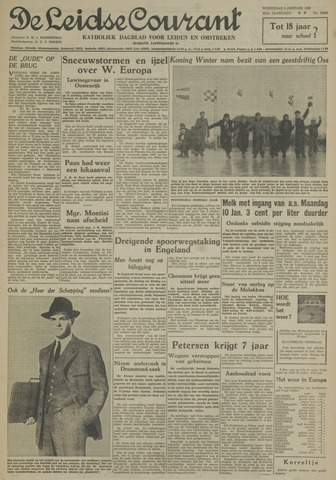 Leidse Courant 1955-01-05