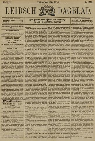 Leidsch Dagblad 1890-05-20