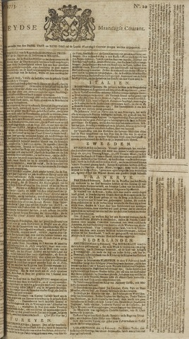 Leydse Courant 1773-02-15