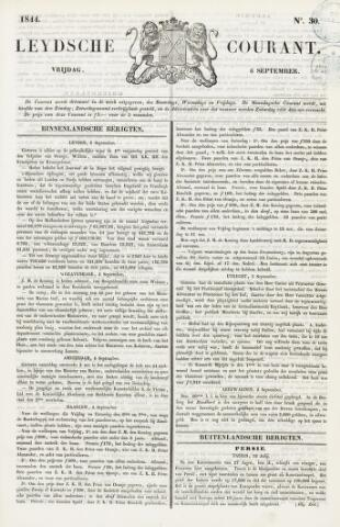 Leydse Courant 1844-09-06