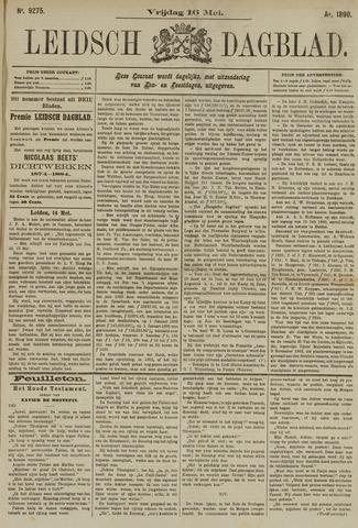 Leidsch Dagblad 1890-05-16