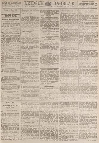 Leidsch Dagblad 1919-03-14
