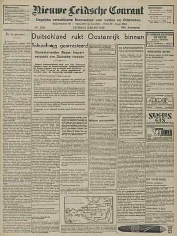 Nieuwe Leidsche Courant 1938-03-12