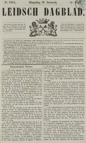 Leidsch Dagblad 1866-01-16