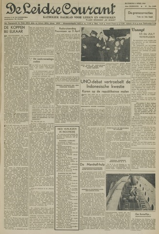 Leidse Courant 1949-04-02