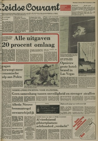 Leidse Courant 1981-02-11