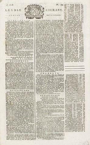 Leydse Courant 1818-11-20