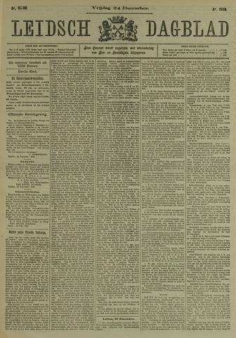 Leidsch Dagblad 1909-12-24