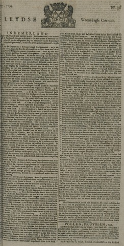 Leydse Courant 1734-03-24