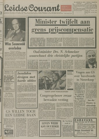 Leidse Courant 1974-03-08