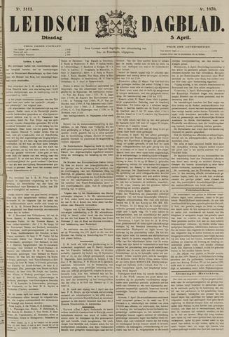 Leidsch Dagblad 1870-04-05