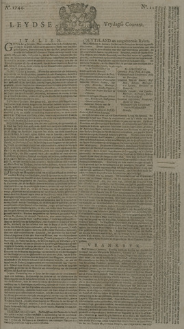 Leydse Courant 1744-01-24