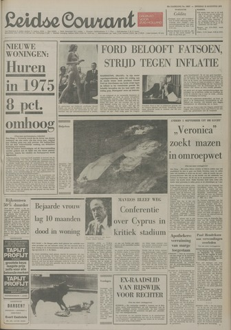 Leidse Courant 1974-08-13