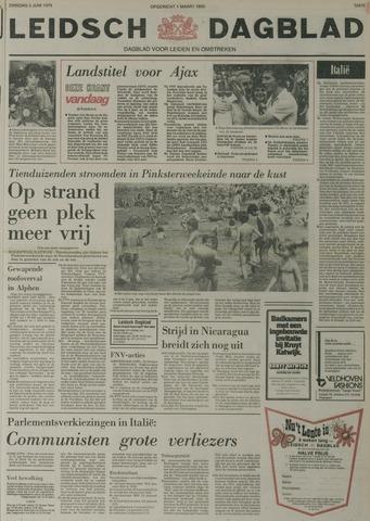 Leidsch Dagblad 1979-06-05