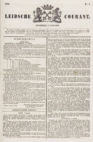 Leydse Courant 1876-01-06