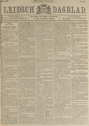 Leidsch Dagblad 1901-10-07