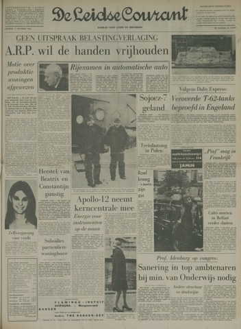 Leidse Courant 1969-10-17