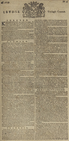 Leydse Courant 1759-01-12