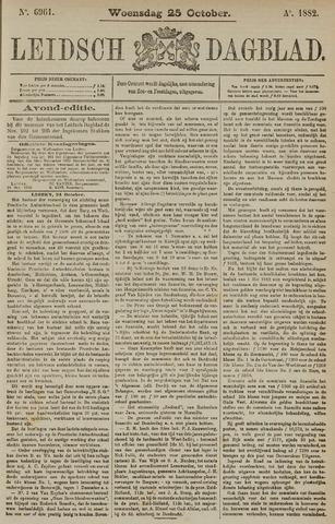 Leidsch Dagblad 1882-10-25