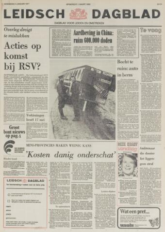 Leidsch Dagblad 1977-01-05