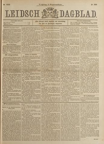 Leidsch Dagblad 1899-09-01