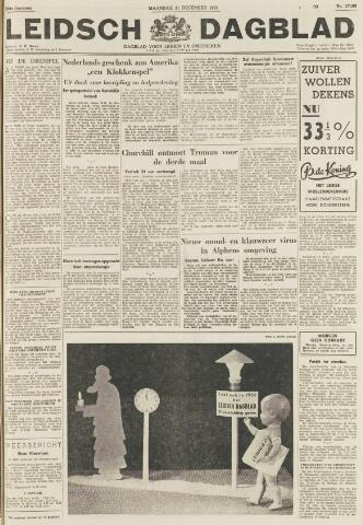 Leidsch Dagblad 1951-12-31