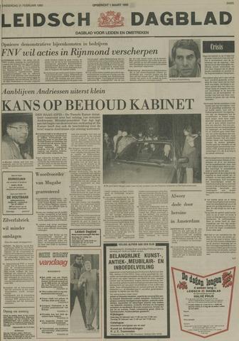 Leidsch Dagblad 1980-02-21