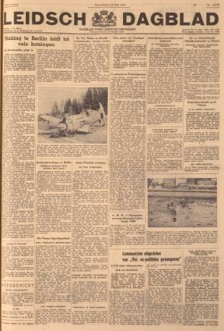 Leidsch Dagblad 1949-05-23