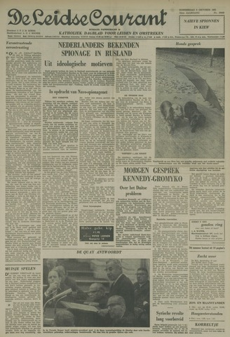 Leidse Courant 1961-10-05