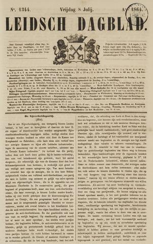 Leidsch Dagblad 1864-07-08