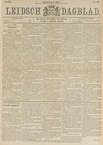 Leidsch Dagblad 1894-05-07