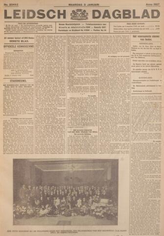 Leidsch Dagblad 1927
