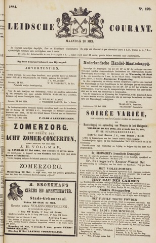 Leydse Courant 1884-05-26