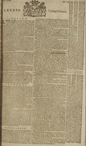 Leydse Courant 1770-06-29