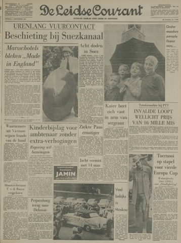 Leidse Courant 1967-09-05